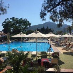 Отель Aleksandar Черногория, Рафаиловичи - отзывы, цены и фото номеров - забронировать отель Aleksandar онлайн бассейн фото 2