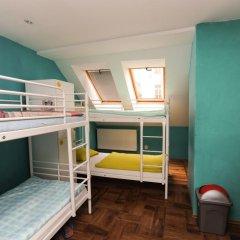 Backpacker Hostel Кровать в общем номере с двухъярусной кроватью фото 5