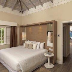 Отель Meliá Braco Village, Jamaica - All Inclusive 4* Номер Делюкс с различными типами кроватей фото 2