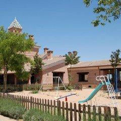 Отель Spa Complejo Rural Las Abiertas детские мероприятия