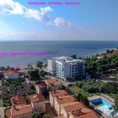 Отель Apocalypsis пляж фото 2