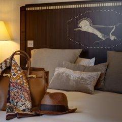 L'Hotel du Collectionneur Arc de Triomphe 5* Улучшенный номер разные типы кроватей фото 13