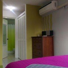 Отель Hylton New Kingston Апартаменты с различными типами кроватей фото 5