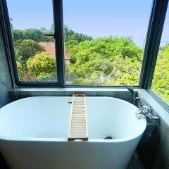 Отель Xiamen Gulangyu Liuyue Sea View Hotel Китай, Сямынь - отзывы, цены и фото номеров - забронировать отель Xiamen Gulangyu Liuyue Sea View Hotel онлайн ванная фото 2