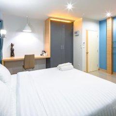 Отель Phoomjai House 3* Улучшенный номер с различными типами кроватей фото 15