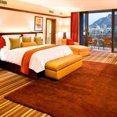 Отель One&Only Cape Town 5* Улучшенный люкс с различными типами кроватей фото 8