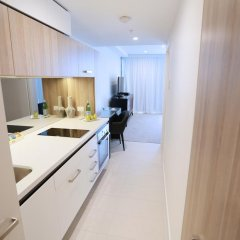 Alex Perry Hotel & Apartments 4* Студия с различными типами кроватей