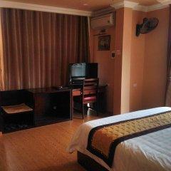 Hong Ky Boutique Hotel 3* Стандартный номер с двуспальной кроватью фото 11