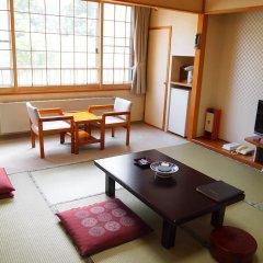 Отель Mine-no-yu Япония, Уторо - отзывы, цены и фото номеров - забронировать отель Mine-no-yu онлайн комната для гостей фото 4