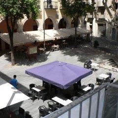 Hostel Figueres балкон