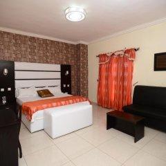 Отель Prenox Hotels And Suites 3* Номер Делюкс с различными типами кроватей фото 3