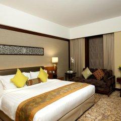Отель Dusit Thani Dubai Стандартный номер с различными типами кроватей фото 3