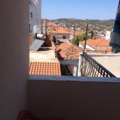 Hotel Karagiannis балкон