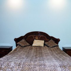 Мини-отель Мираж Стандартный номер с двуспальной кроватью фото 23