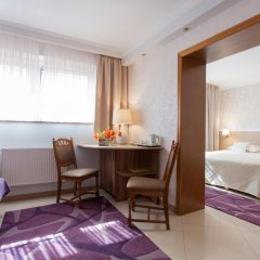Отель Villa Anna 2* Стандартный номер с различными типами кроватей фото 9