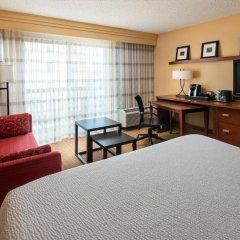 Отель Courtyard Milpitas Silicon Valley комната для гостей фото 3
