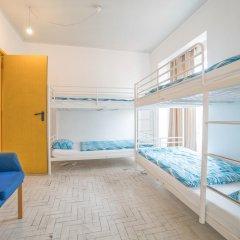 Vistas de Lisboa Hostel Кровать в общем номере с двухъярусной кроватью фото 13