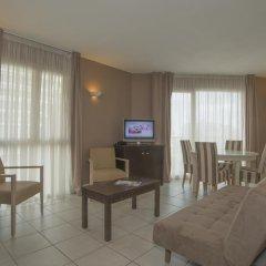 Отель ExcelSuites Residence 4* Люкс с различными типами кроватей фото 7