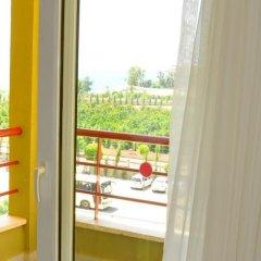 Magnolia Hotel Турция, Аланья - 1 отзыв об отеле, цены и фото номеров - забронировать отель Magnolia Hotel онлайн балкон