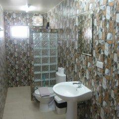Отель Borussia Park ванная