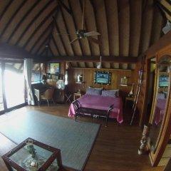 Отель Bora Bora Bungalove Французская Полинезия, Бора-Бора - отзывы, цены и фото номеров - забронировать отель Bora Bora Bungalove онлайн комната для гостей