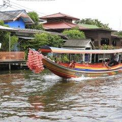 Отель Millennium Hilton Bangkok Бангкок приотельная территория