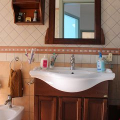 Отель Antico Ulivo Агридженто ванная