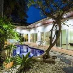 Отель Villa Tortuga Pattaya 4* Вилла Делюкс с различными типами кроватей фото 12