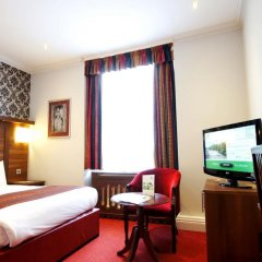Отель Holiday Inn London Oxford Circus 3* Представительский номер с различными типами кроватей фото 3