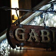 Отель Gabi B&B интерьер отеля