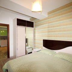 Апартаменты Rent in Yerevan - Apartment on Mashtots ave. Апартаменты 2 отдельными кровати фото 4