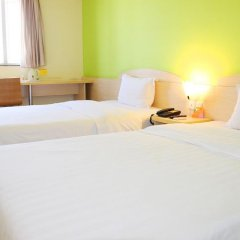 Отель 7 Days Inn Chongqing Changshoutaoyuan Walking Street Center Branch комната для гостей фото 4