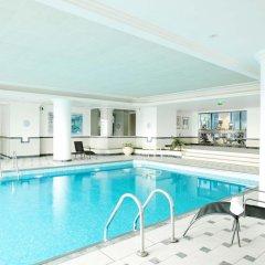Отель Hilton Paris Charles De Gaulle Airport 4* Стандартный номер с различными типами кроватей фото 2