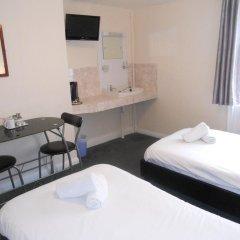Отель Istanbul Ev Guest House 3* Стандартный номер 2 отдельные кровати (общая ванная комната)