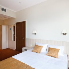 Гостиница SkyPoint Шереметьево 3* Номер категории Эконом с различными типами кроватей фото 8