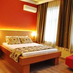 Хостел Antique Стандартный номер двуспальная кровать фото 4