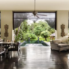 Отель Four Seasons Resort Chiang Mai 5* Вилла с различными типами кроватей фото 19