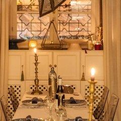 Отель Albarnous Maison d'Hôtes Марокко, Танжер - отзывы, цены и фото номеров - забронировать отель Albarnous Maison d'Hôtes онлайн питание фото 2