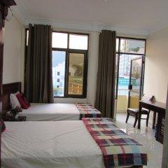 Viet Nhat Halong Hotel 2* Номер Делюкс с двуспальной кроватью фото 28