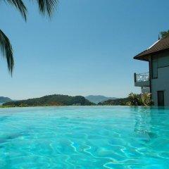 Отель Svea's Sea View Guesthouse Таиланд, Пхукет - отзывы, цены и фото номеров - забронировать отель Svea's Sea View Guesthouse онлайн бассейн фото 3