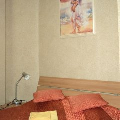 Гостиница Четыре Комнаты Номер Эконом разные типы кроватей фото 10