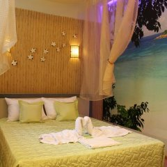 Гостиница Рандеву Номер Делюкс с различными типами кроватей фото 6