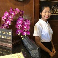 Отель Club Bamboo Boutique Resort & Spa интерьер отеля фото 3
