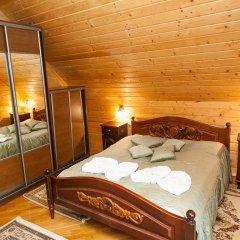 Гостиница Отельно-оздоровительный комплекс Скольмо 3* Коттедж разные типы кроватей фото 7