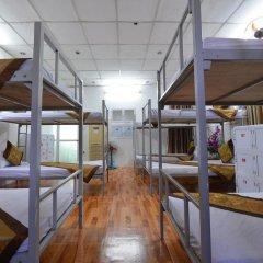 Lake Side Hostel Кровать в общем номере с двухъярусной кроватью