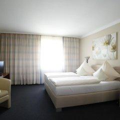 Hotel Garni Zum Gockl Унтерфёринг комната для гостей фото 6