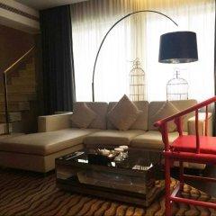 Metropolo Classiq Shanghai Jing'an Temple Hotel комната для гостей фото 3