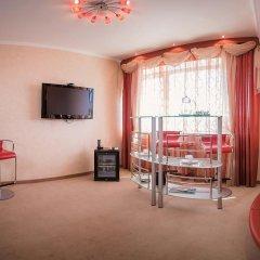 Гостиница Томск 3* Люкс разные типы кроватей