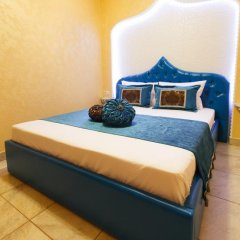 Мини-отель Бархат Представительский люкс разные типы кроватей