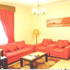 Отель Al Hayat Hotel Suites ОАЭ, Шарджа - отзывы, цены и фото номеров - забронировать отель Al Hayat Hotel Suites онлайн комната для гостей фото 3